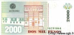 2000 Pesos COLOMBIE  1999 P.445 NEUF