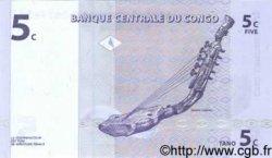 5 Centimes CONGO (RÉPUBLIQUE)  1997 P.081 NEUF