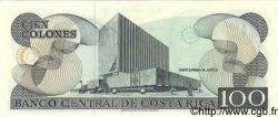 100 Colones COSTA RICA  1993 P.261 NEUF