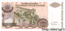 50000000000 Dinara CROATIE  1993 P.R29 NEUF