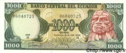 1000 Sucres ÉQUATEUR  1986 P.125a
