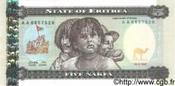 5 Nafka ÉRYTHRÉE  1997 P.02 NEUF