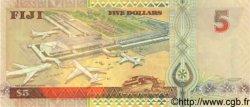 5 Dollars FIDJI  1995 P.089 NEUF