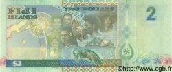 2 Dollars FIDJI  2000 P.094 NEUF