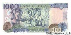 1000 Cedis GHANA  1999 P.32 NEUF