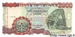 2000 Cedis GHANA  1999 P.33