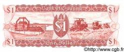 1 Dollar GUYANA  1966 P.21g