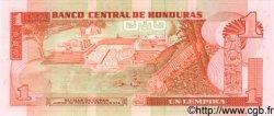 1 Lempira HONDURAS  1989 P.068b NEUF