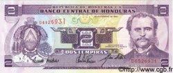 2 Lempiras HONDURAS  1993 P.072 NEUF