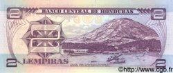 2 Lempiras HONDURAS  1993 P.072