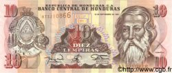 10 Lempiras HONDURAS  1997 P.081 NEUF