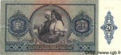 20 Pengö HONGRIE  1941 P.109
