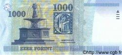 1000 Forint HONGRIE  1999 P.180 NEUF