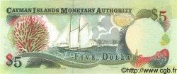 5 Dollars ÎLES CAIMANS  1996 P.22 NEUF