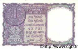 1 Rupee INDE  1957 P.075b