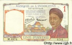 1 Piastre INDOCHINE FRANÇAISE  1946 P.054c pr.NEUF