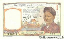 1 Piastre INDOCHINE FRANÇAISE  1945 P.054d pr.NEUF