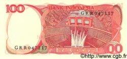 100 Rupiah INDONÉSIE  1984 P.122 NEUF