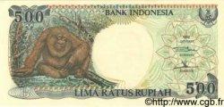 500 Rupiah INDONÉSIE  1999 P.128g