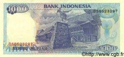 1000 Rupiah INDONÉSIE  1999 P.129h pr.NEUF