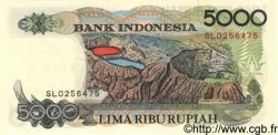 5000 Rupiah INDONÉSIE  1999 P.130h NEUF
