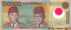 100000 Rupiah INDONÉSIE  1999 P.140 NEUF