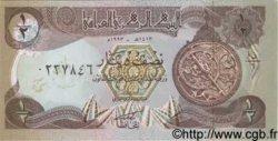 1/2 Dinar IRAK  1993 P.078 NEUF