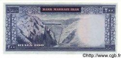 200 Rials IRAN  1971 P.092c NEUF