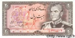 20 Rials IRAN  1974 P.100b NEUF