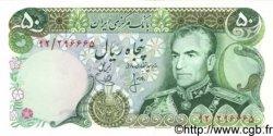 50 Rials IRAN  1974 P.101b