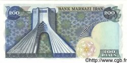 200 Rials IRAN  1974 P.103b NEUF