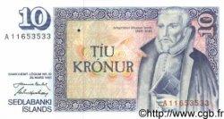 10 Krónur ISLANDE  1981 P.48
