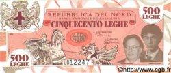 500 Leghe ITALIE  1993 P.- NEUF