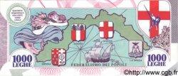 1000 Leghe ITALIE  1993 P.- NEUF
