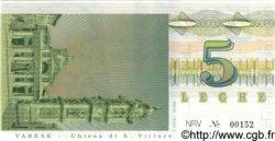 5 Leghe ITALIE  1993 P.- NEUF