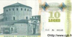 10 Leghe ITALIE  1993 P.-