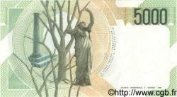 5000 Lires ITALIE  1985 P.111b NEUF