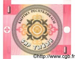 1 Tyiyn KIRGHIZSTAN  1993 P.01 NEUF