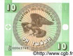 10 Tyiyn KIRGHIZSTAN  1993 P.02 NEUF