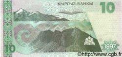 10 Som KIRGHIZSTAN  1994 P.09 NEUF