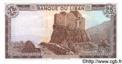 25 Livres LIBAN  1983 P.64c