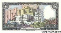 50 Livres LIBAN  1988 P.65d NEUF