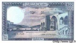 100 Livres LIBAN  1980 P.66b