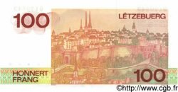 100 Francs LUXEMBOURG  1986 P.58b