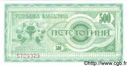 500 Denari MACÉDOINE  1992 P.05 NEUF