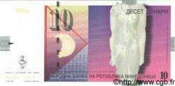 10 Denari MACÉDOINE  1996 P.14 NEUF