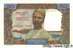 50 Francs/ 10 Ariary MADAGASCAR  1969 P.61 pr.NEUF