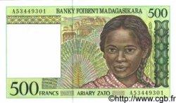500 Francs MADAGASCAR  1994 P.75 NEUF