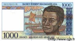 1000 Francs Ou 200 Ariary MADAGASCAR  1994 P.76 NEUF