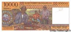 10000 Francs Ou 2000 Ariary MADAGASCAR  1995 P.79